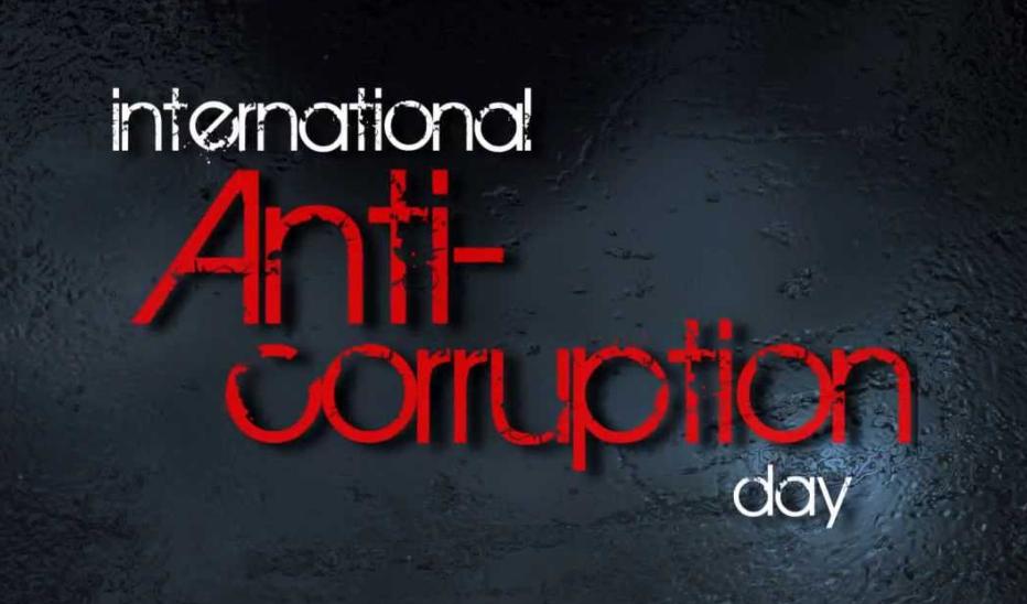 Peringatan hari anti korupsi 2018