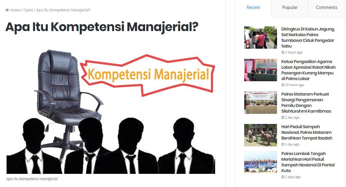kompetensi manajerial pppk p3k