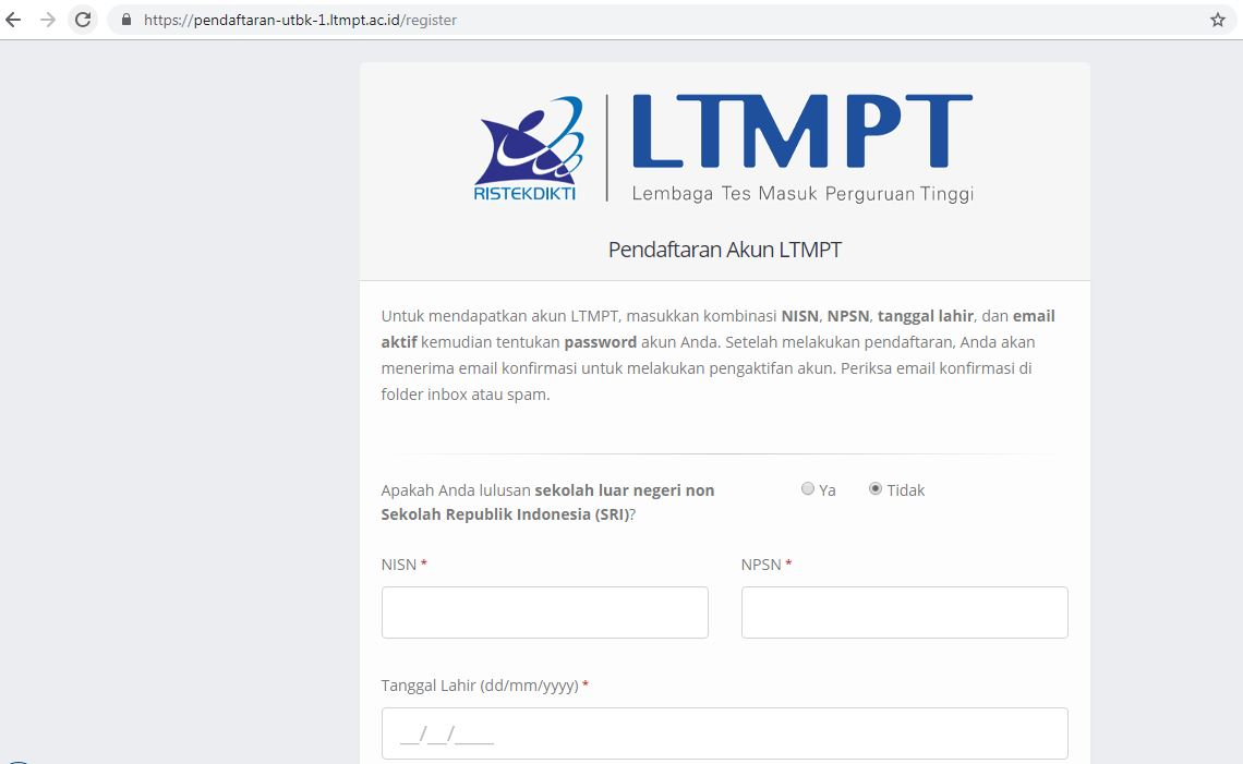 https://pendaftaran-utbk-1.ltmpt.ac.id