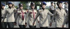 sejarah Polisi wanita